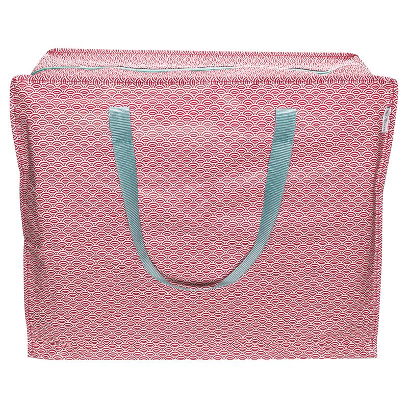 a12693x.jpg - Storage bag Nancy, Red - Elsashem Butiken med det lilla extra...