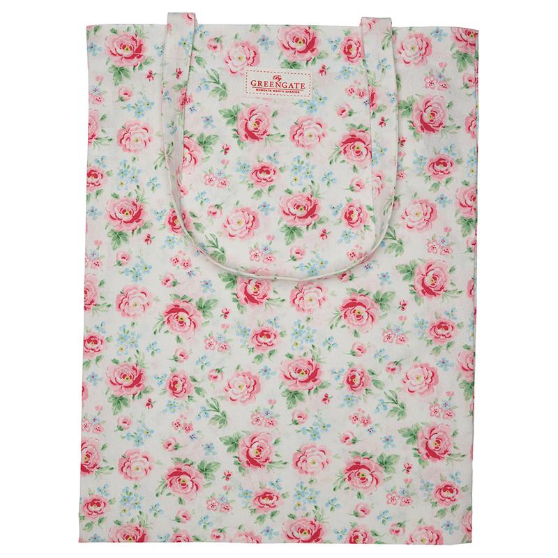 a12700x.jpg - Bag cotton Meryl, White - Elsashem Butiken med det lilla extra...