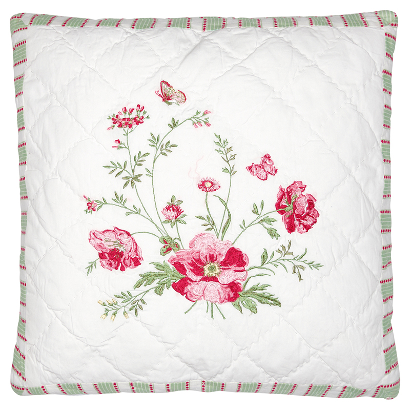 a12710x.jpg - Kuddfodral Meadow, White w/embroidery - Elsashem Butiken med det lilla extra...