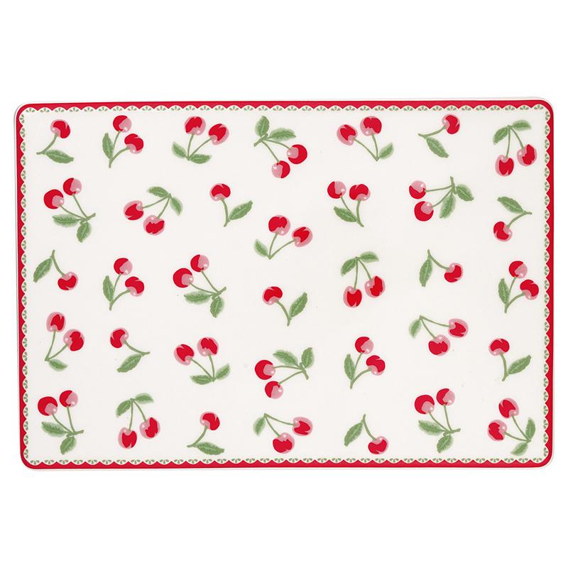a12728x.jpg - Buttering board Cherry, White - Elsashem Butiken med det lilla extra...