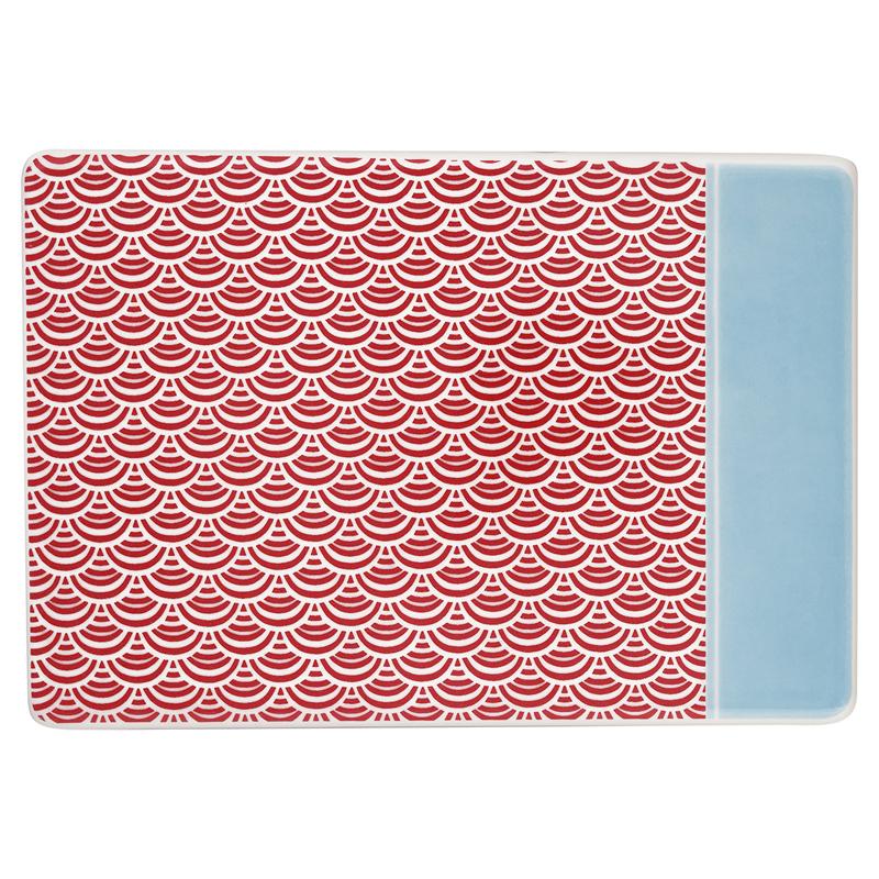 a12729x.jpg - Buttering board Nancy, Red - Elsashem Butiken med det lilla extra...