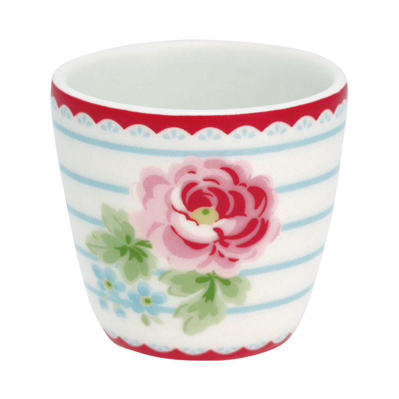 a12742x.jpg - Äggkopp Lily, White - Elsashem Butiken med det lilla extra...