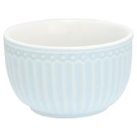 Senaste nytt Mini skål Alice, Pale blue