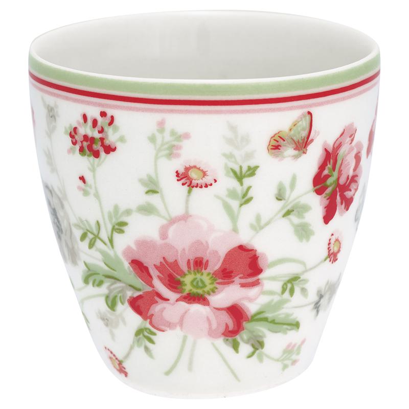 a12773x.jpg - Mini lattemugg Meadow, White - Elsashem Butiken med det lilla extra...