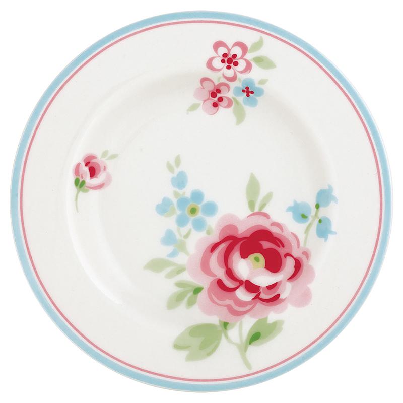 a12785x.jpg - Liten assiette Meryl, White - Elsashem Butiken med det lilla extra...