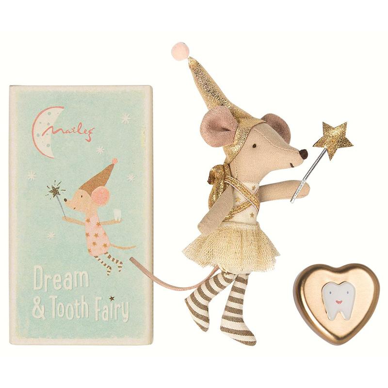 a12835x.jpg - Mus i ask, Tooth Fairy Girl - Elsashem Butiken med det lilla extra...