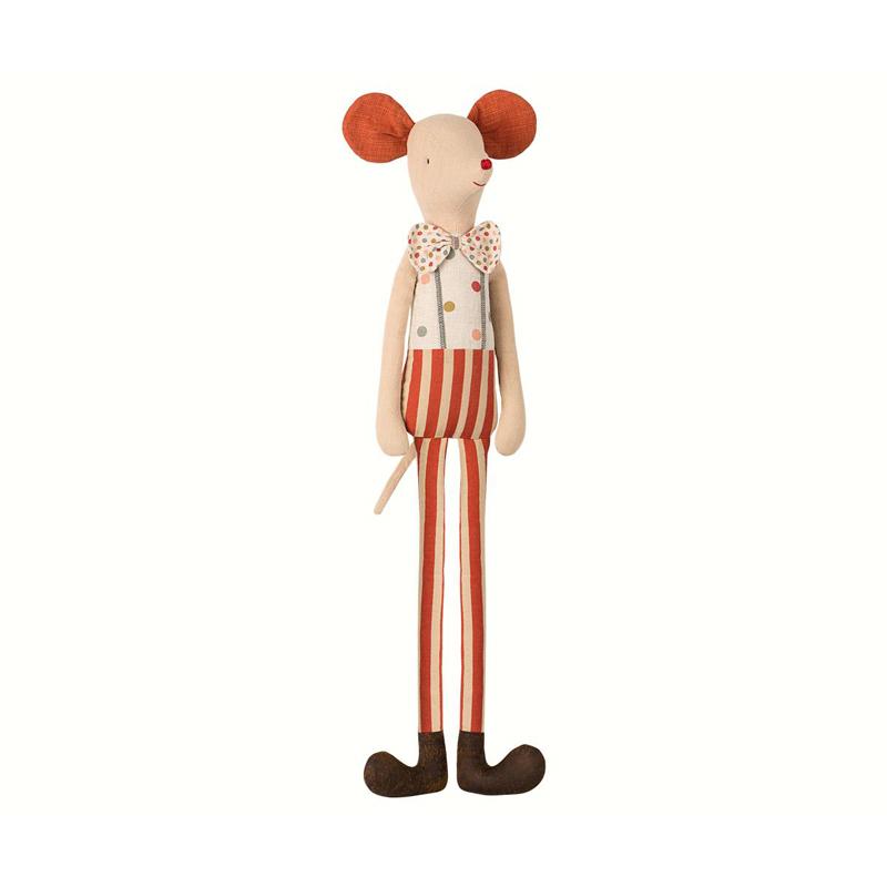 a12880x.jpg - Mus, Clown med långa ben - Elsashem Butiken med det lilla extra...