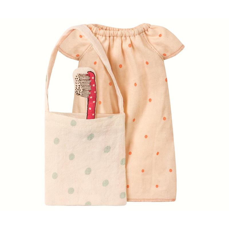 a12894x.jpg - Pyjamasset tjej, Medium mus - Elsashem Butiken med det lilla extra...