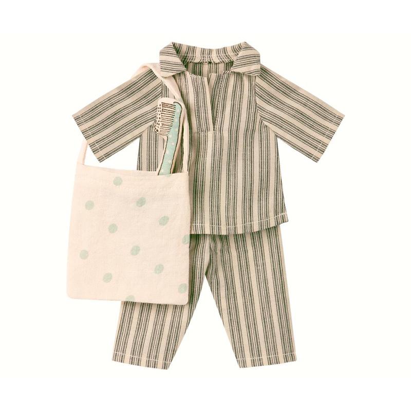 a12895x.jpg - Pyjamasset kille, Medium mus - Elsashem Butiken med det lilla extra...
