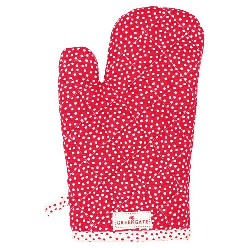 a12955x.jpg - Grillvante Dot, Red - Elsashem Butiken med det lilla extra...