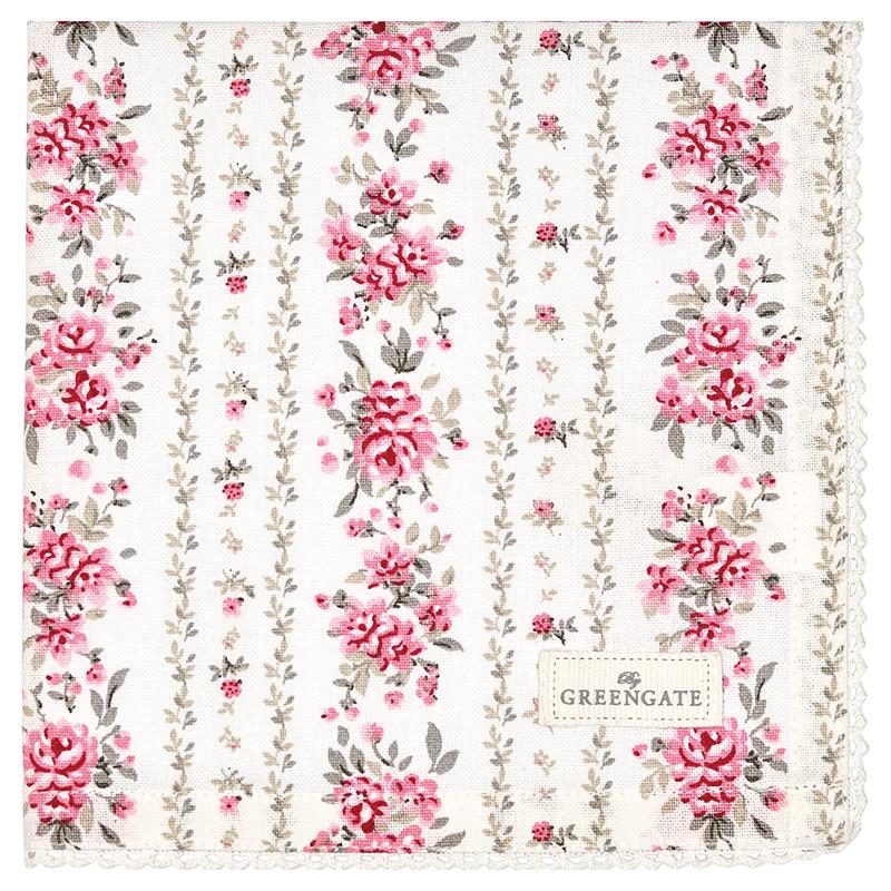 a12970x.jpg - Servett Flora, Vintage - Elsashem Butiken med det lilla extra...