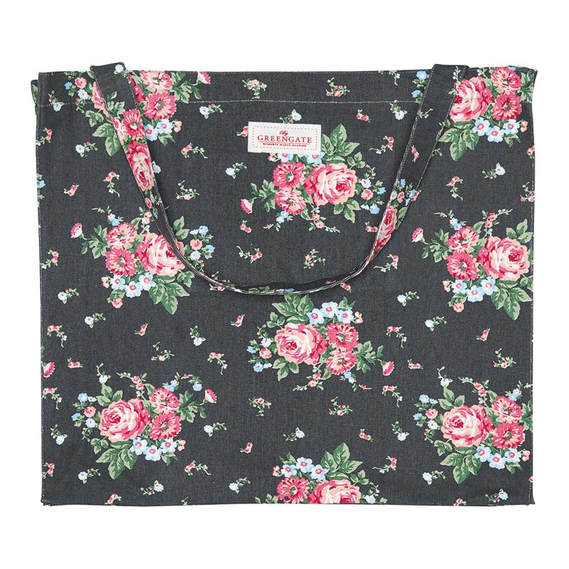 a12984x.jpg - Cotton shopper Marley, Dark grey - Elsashem Butiken med det lilla extra...