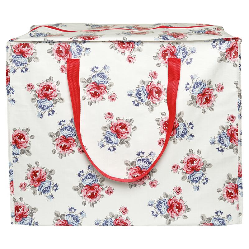 a13041x.jpg - Storage bag Hailey, White large - Elsashem Butiken med det lilla extra...