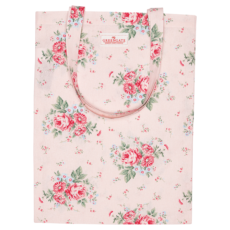 a13049x.jpg - Bag cotton Marley, Pale pink - Elsashem Butiken med det lilla extra...