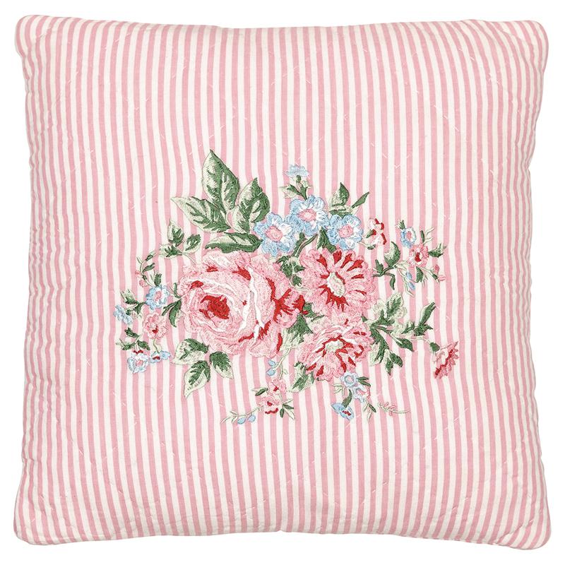 a13061x.jpg - Kuddfodral Marley, Pale pink med broderi - Elsashem Butiken med det lilla extra...