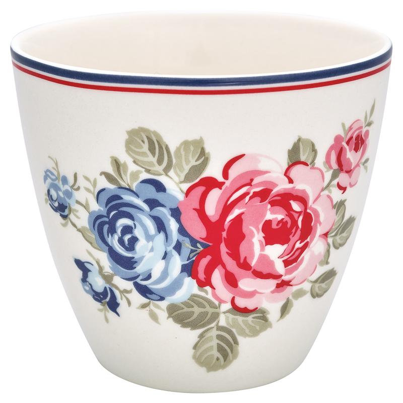 a13100x.jpg - Lattemugg Hailey, White - Elsashem Butiken med det lilla extra...