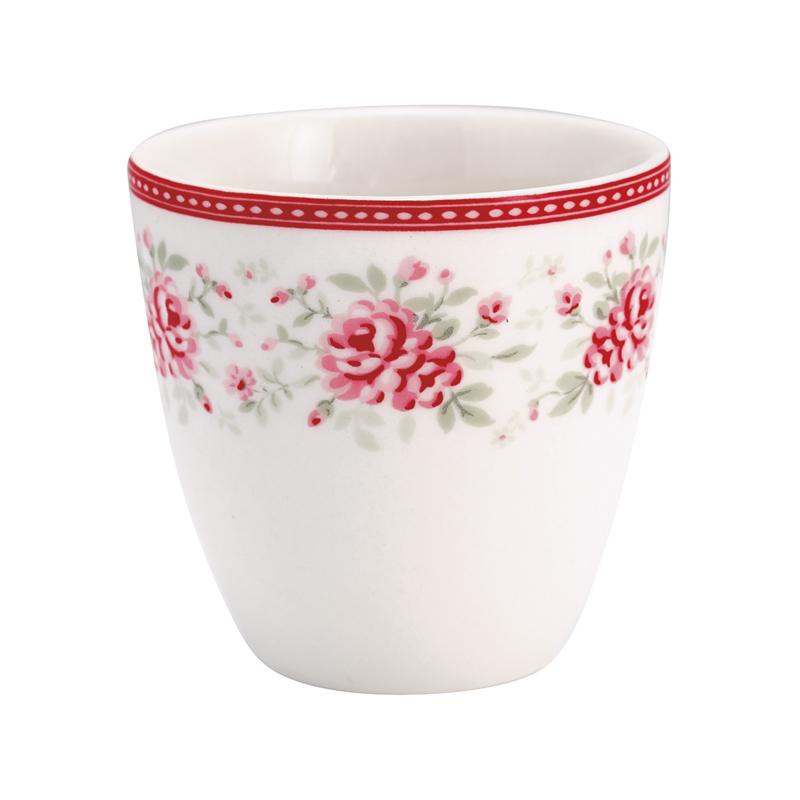 a13107x.jpg - Mini lattemugg Flora, Vintage - Elsashem Butiken med det lilla extra...