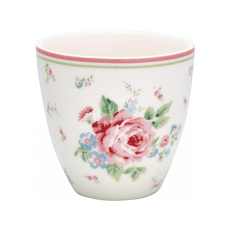 a13108x.jpg - Mini lattemugg Marley, White - Elsashem Butiken med det lilla extra...