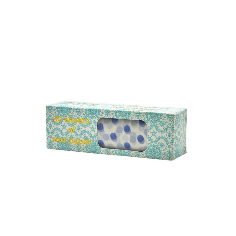 a13191-3x.jpg - Sandwich paper with polka dot print - Elsashem Butiken med det lilla extra...