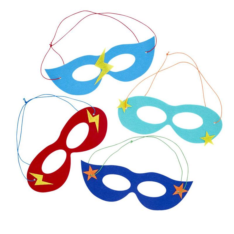 a13215-2x.jpg - Felt masks in kids super hero theme - Elsashem Butiken med det lilla extra...