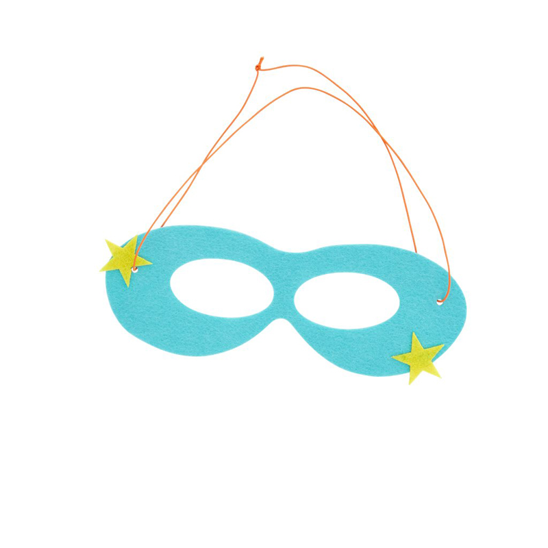 a13218x.jpg - Felt masks in kids super hero theme - Elsashem Butiken med det lilla extra...