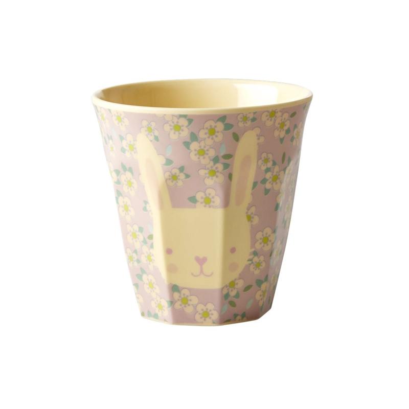 a13221x.jpg - Melamine kids cup with Animal print, Small - Elsashem Butiken med det lilla extra...