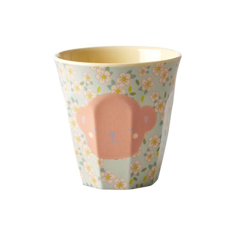 a13224x.jpg - Melamine kids cup with Animal print, Small - Elsashem Butiken med det lilla extra...