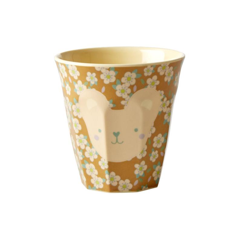 a13225x.jpg - Melamine kids cup with Animal print, Small - Elsashem Butiken med det lilla extra...