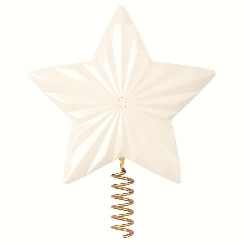 a13265x.jpg - Toppstjärna, Offwhite - Elsashem Butiken med det lilla extra...
