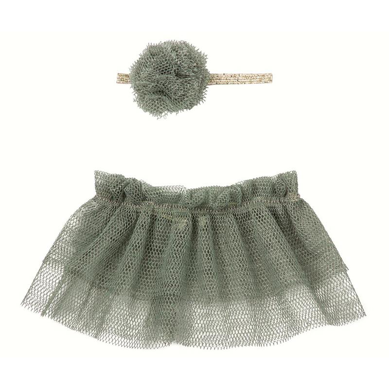 a13300x.jpg - Tutu & hairband Petrol, Mini - Elsashem Butiken med det lilla extra...
