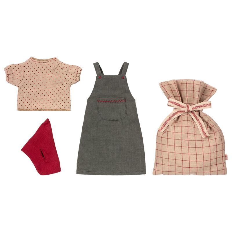 a13307x.jpg - Julkläder flicka, Medium mus - Elsashem Butiken med det lilla extra...