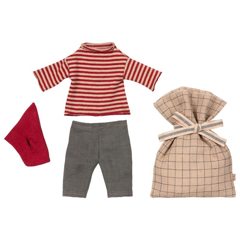 a13308x.jpg - Julkläder pojke, Medium mus - Elsashem Butiken med det lilla extra...