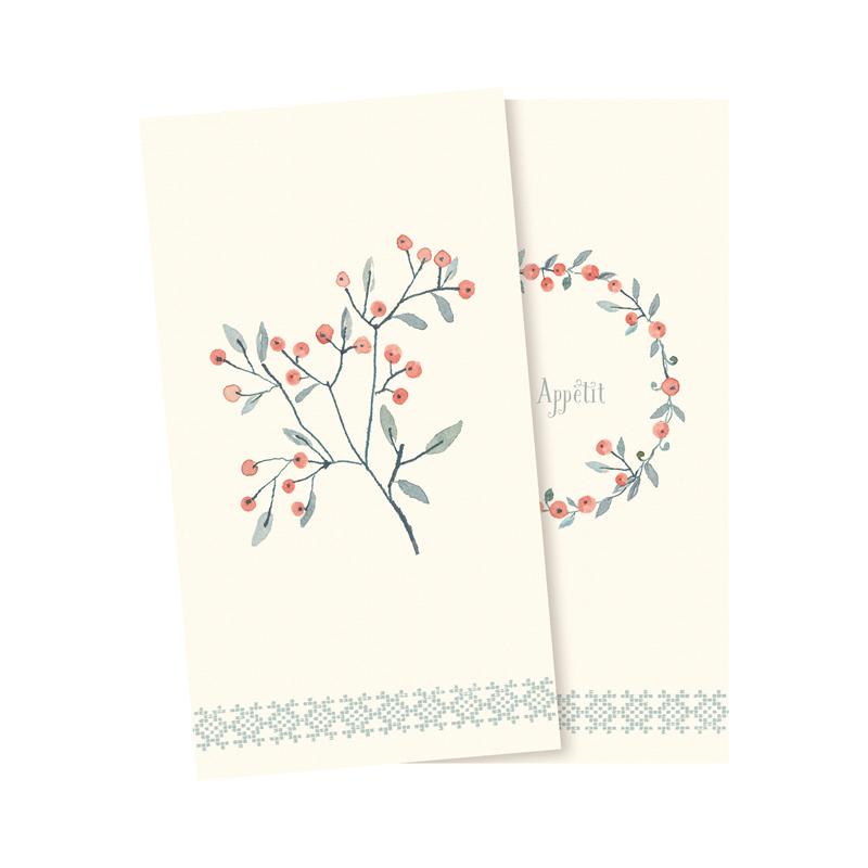 a13315x.jpg - Servetter, Winter Berries - Elsashem Butiken med det lilla extra...