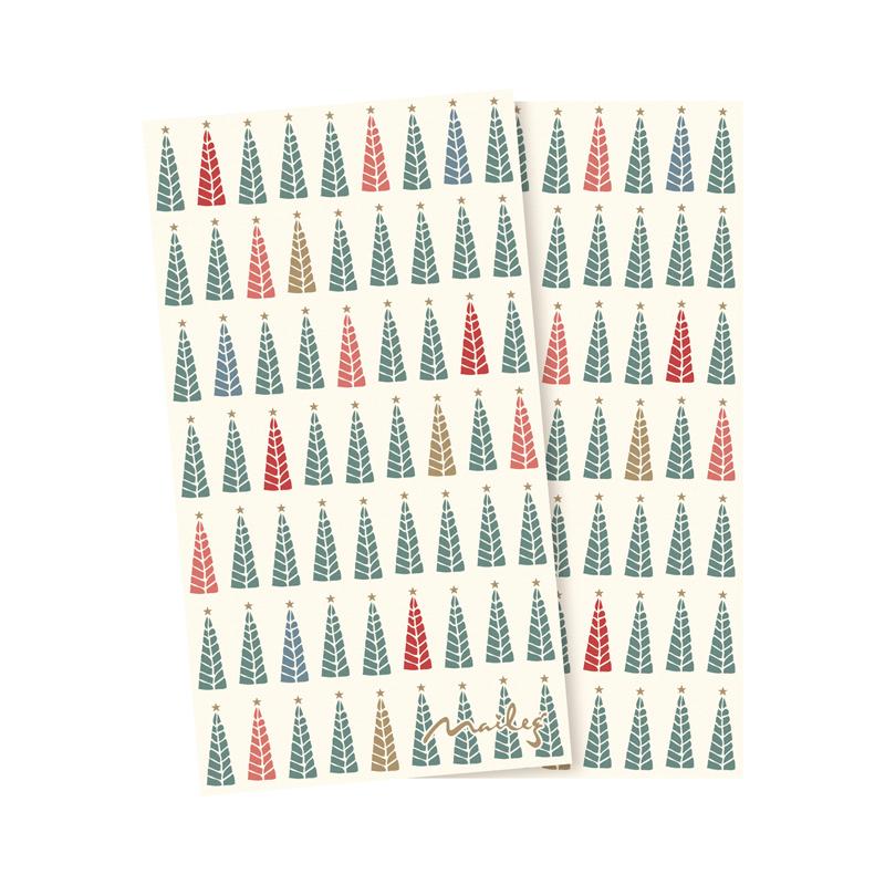 a13316x.jpg - Servetter, Christmas Trees - Elsashem Butiken med det lilla extra...