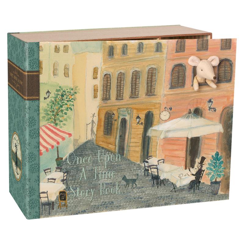 a13317x.jpg - Mouse book house - Elsashem Butiken med det lilla extra...