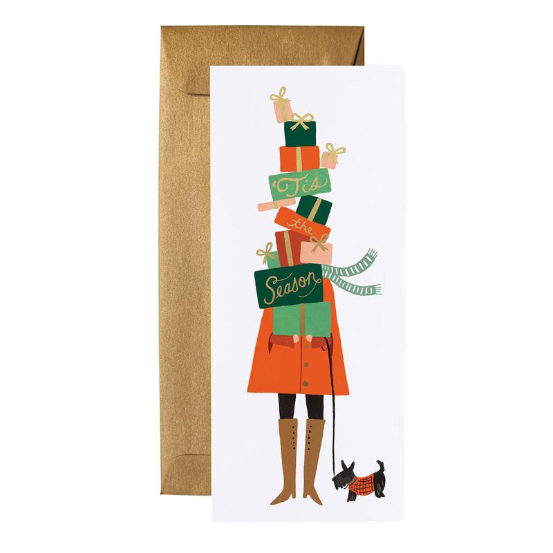 a13324x.jpg - Kort med kuvert, Season of Giving - Elsashem Butiken med det lilla extra...