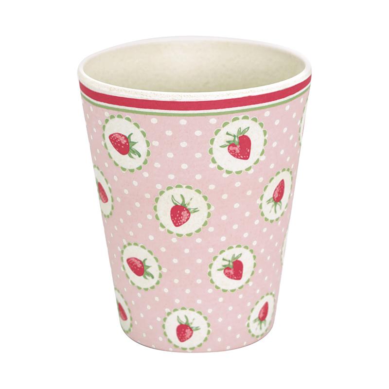 a13339x.jpg - Cup Strawberry, Pale pink - Elsashem Butiken med det lilla extra...