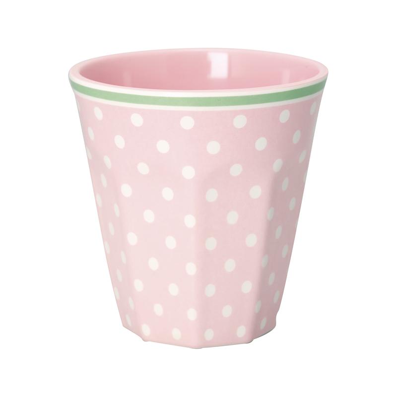a13380x.jpg - Mug Spot, Pale pink - Elsashem Butiken med det lilla extra...