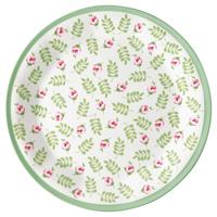 Senaste nytt Plate Lily, Petit white