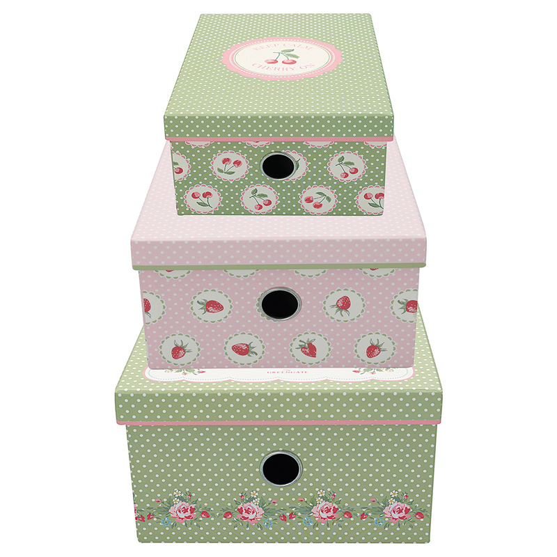 a13402x.jpg - Storage box Mary, White set of 3 assorted - Elsashem Butiken med det lilla extra...