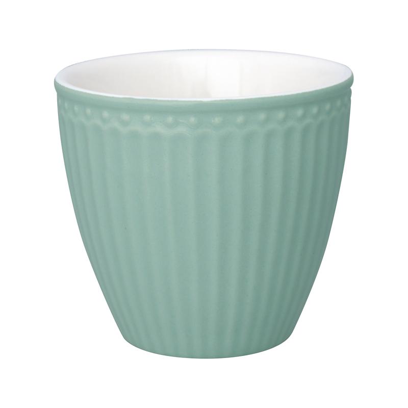 a13423x.jpg - Lattemugg Alice, Dusty mint - Elsashem Butiken med det lilla extra...