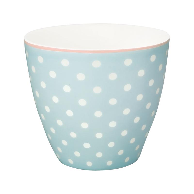 a13426x.jpg - Lattemugg Spot, Pale blue - Elsashem Butiken med det lilla extra...