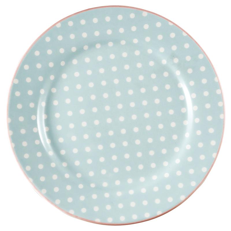 a13430x.jpg - Assiett Spot, Pale blue - Elsashem Butiken med det lilla extra...