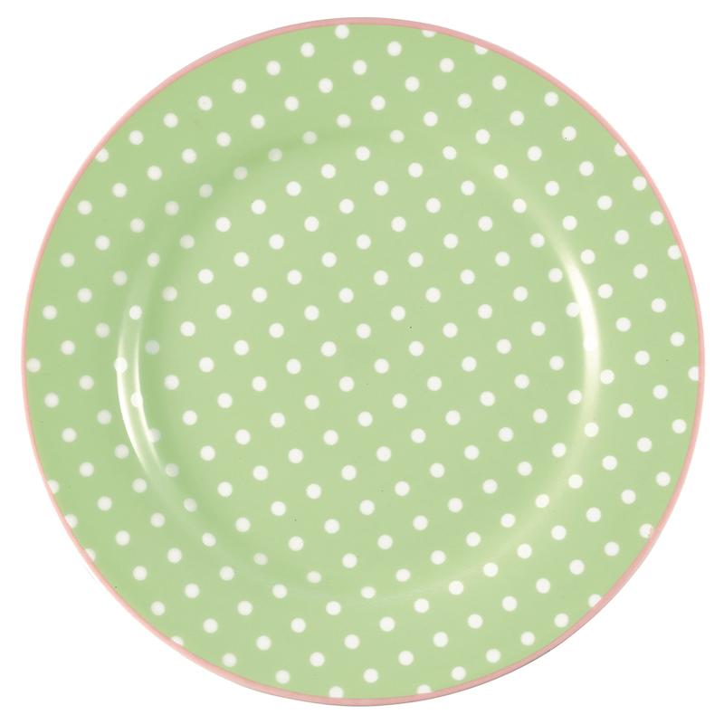 a13431x.jpg - Assiett Spot, Pale green - Elsashem Butiken med det lilla extra...