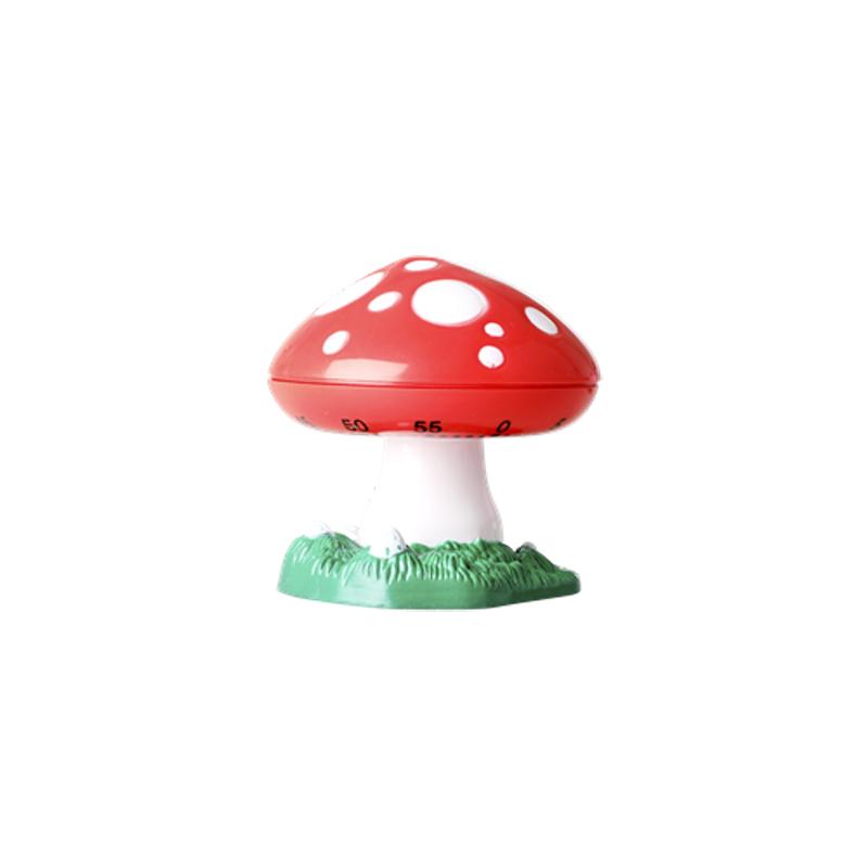 a13442x.jpg - Kitchen timer in Mushroom shape, Red - Elsashem Butiken med det lilla extra...