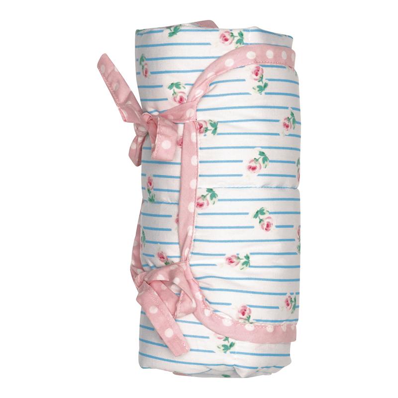 a13464x.jpg - Baby changing mat Lily, Petit white - Elsashem Butiken med det lilla extra...