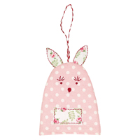 Senaste nytt Egg warmer rabbit Spot, Pale pink
