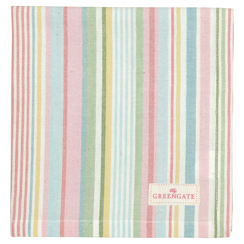 a13490x.jpg - Servett Pipa, Soft stripe - Elsashem Butiken med det lilla extra...