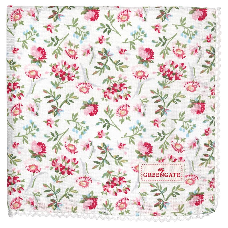a13493x.jpg - Servett Camille, Petit white - Elsashem Butiken med det lilla extra...
