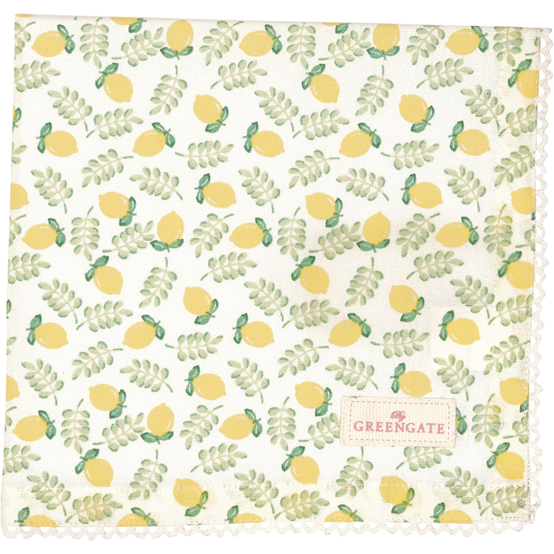 a13497x.jpg - Servett Limona, Petit white - Elsashem Butiken med det lilla extra...